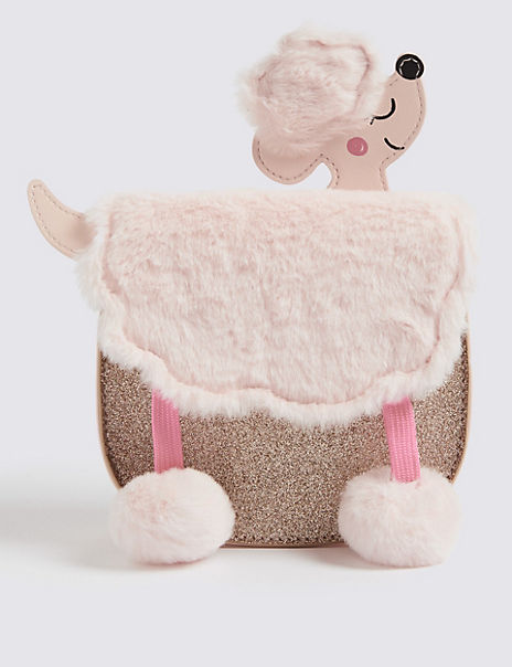 Kids' Poodle Cross Body Bag
