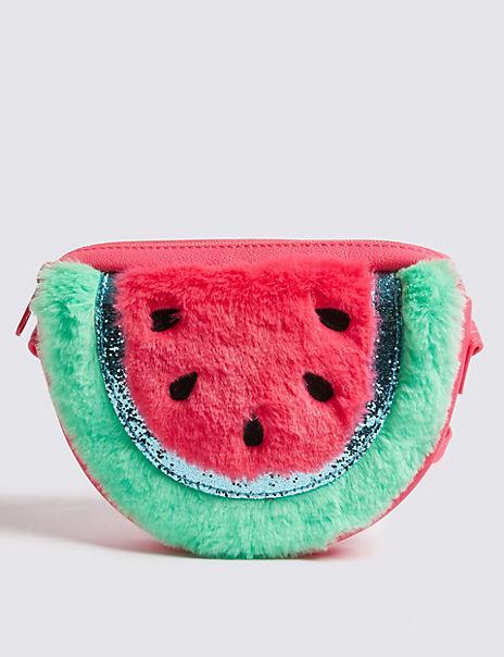 Kids' Watermelon Cross Body Bag