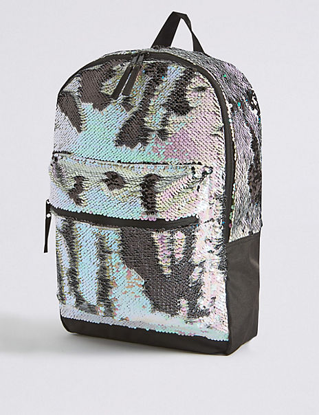 Kids' Sequin Backpack