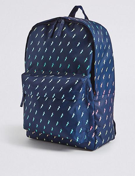 Kids' Lightening Water Repellent Backpack