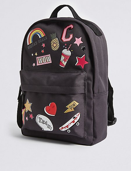 Kid's Badge Backpack