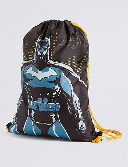 Kids' Batman™ Drawstring Backpack