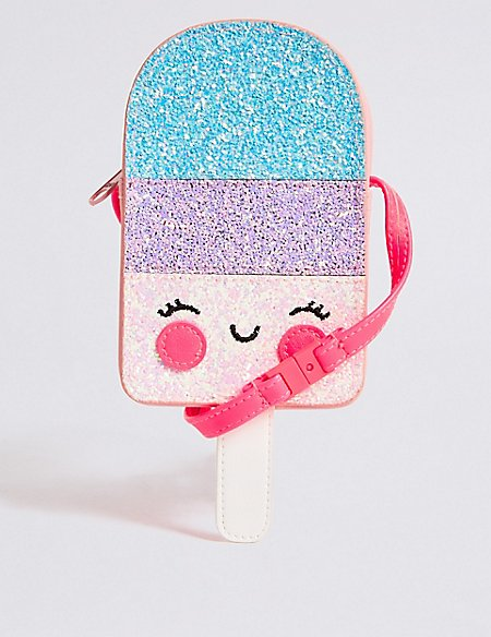 Kids' Novelty Ice Lolly Cross Body Bag