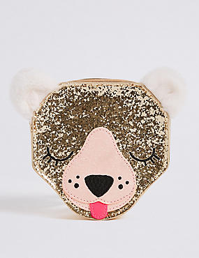 Kids' Glitter Novelty Bag
