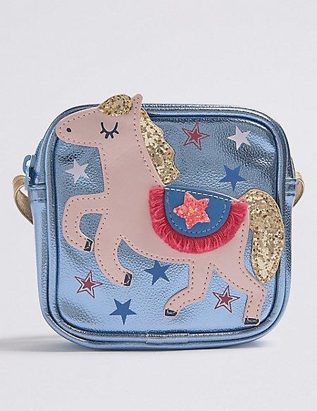 Kids' Horse Cross Body Bag