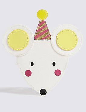 Kids' Mouse Cross Body Bag