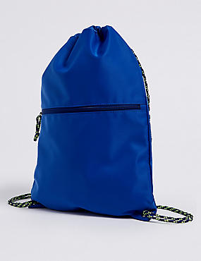 Kids' Sports Drawstring Backpack