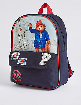 Paddington™ Kids Cotton Blend Rucksack