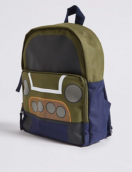 Kids Reflective Transport Backpack