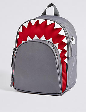 Kids' Shark Backpack
