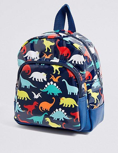 Kids' Mini Dinosaur Print Backpack