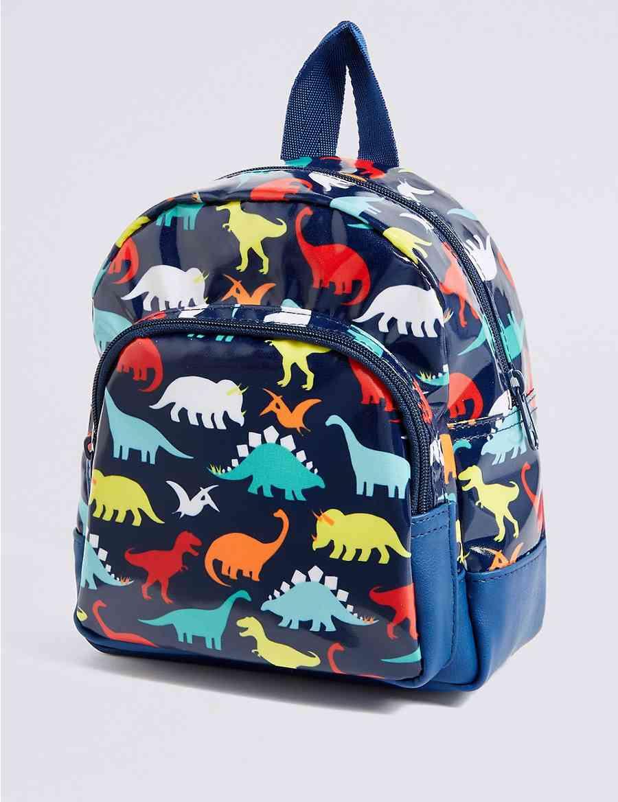 35701544c0 Kids  Mini Dinosaur Print Backpack