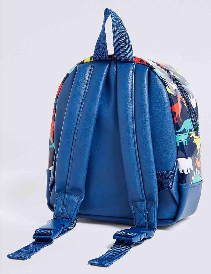d5f86832dc8 Kids  Mini Dinosaur Print Backpack   M S