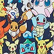 Kids' Pokemon™ Lunch Box, NAVY MIX, swatch