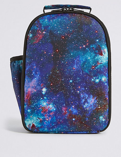 Kids' Space Water Repellent Lunch Box