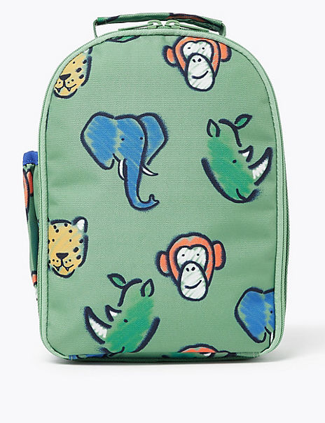 Kids' Animal Design Lunch Box