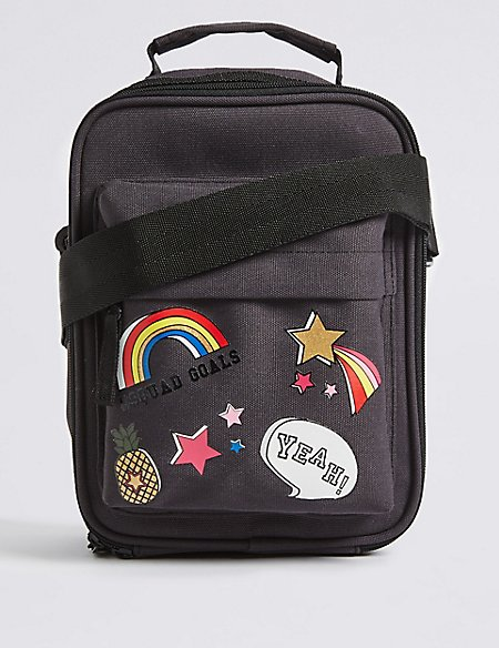 Kids' Badge Lunch Box with Thinsulate™