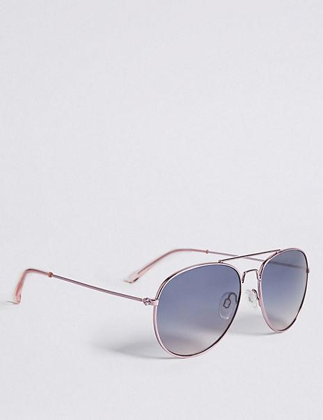 Kids' Aviator Sunglasses