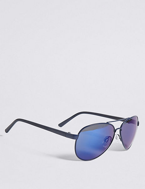 Kids' Aviator Sunglasses