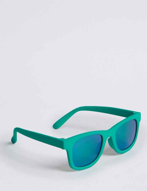 6cda9ea4c84 Colour Block Sunglasses