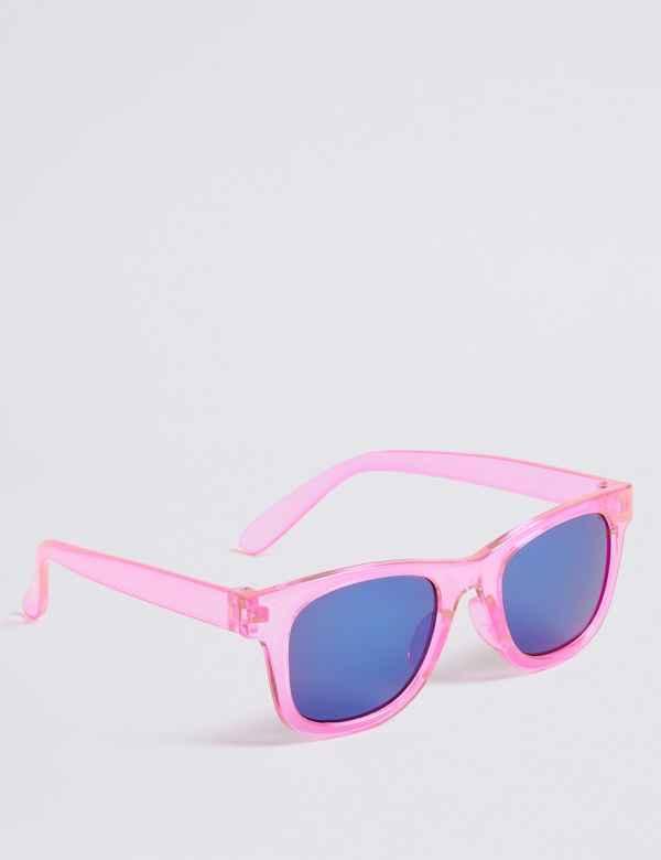 84bb98061cb Colour Block Sunglasses