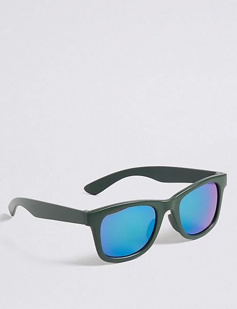 Kids' Colour Block Sunglasses