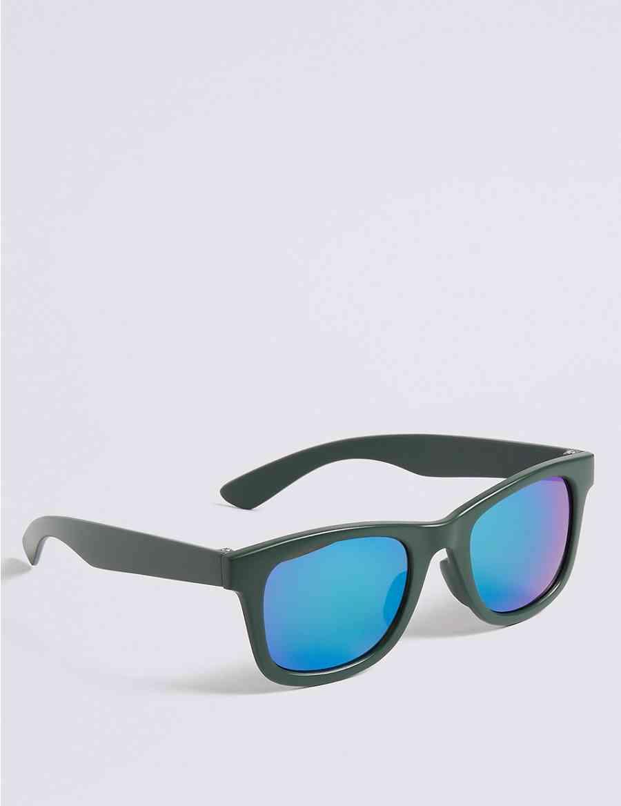 d8a2fd85095 Colour Block Sunglasses