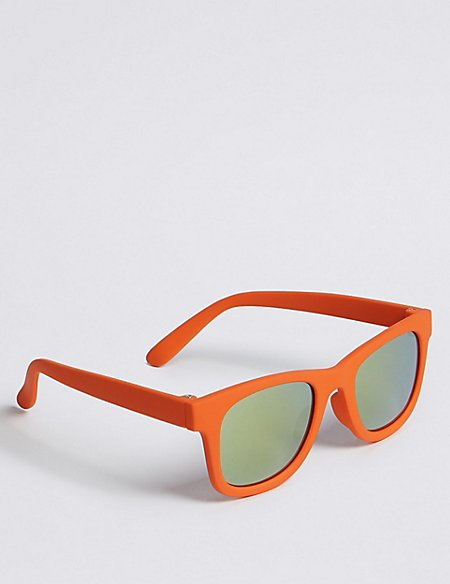 Colour Block Sunglasses