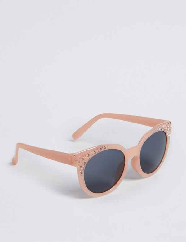 ed4a358c694f Kids' Sparkle Sunglasses (7-10 Years)