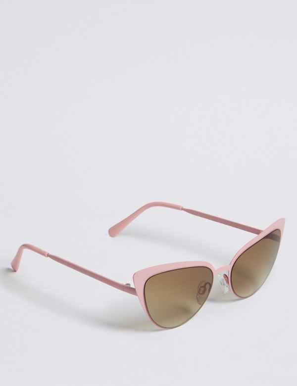 edecd02a5b Triangle Sunglasses
