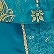 Kids' Disney Princess™ Jasmine Dress Up, GREEN MIX, swatch