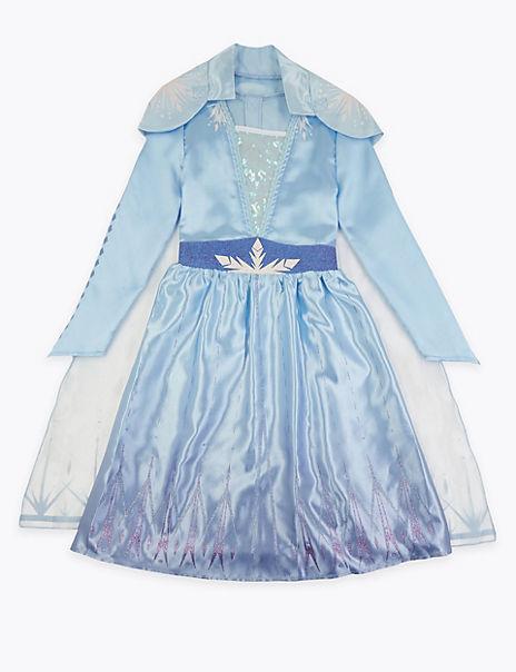 Kids' Disney Frozen 2 Elsa Dress Up