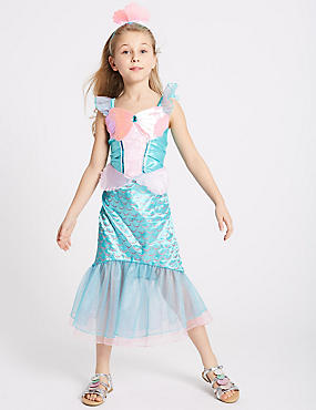 Kids' Mermaid Dress Up