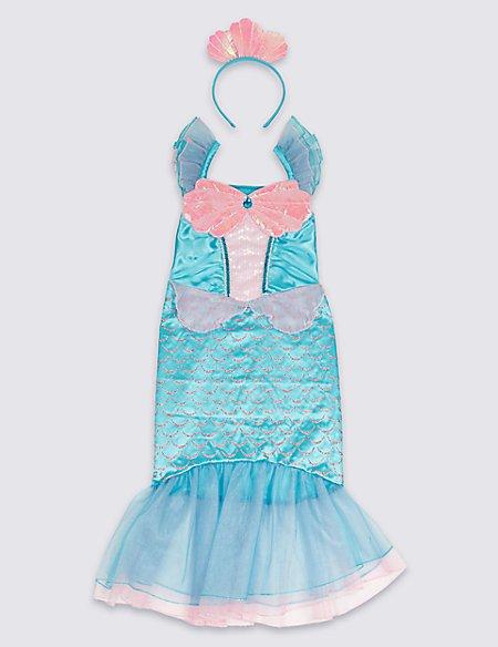 Kids' Mermaid Dress Up