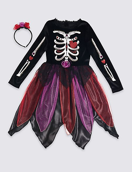 Kids' Day of the Dead Dress Up