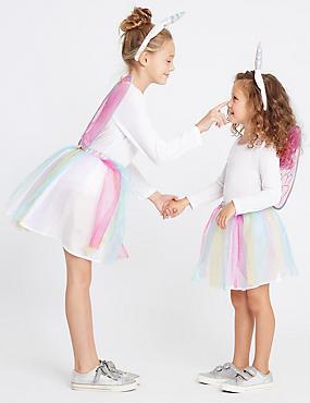 Kids' Unicorn Dress Up
