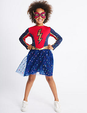 Kids' Heroic Fancy Dress Up