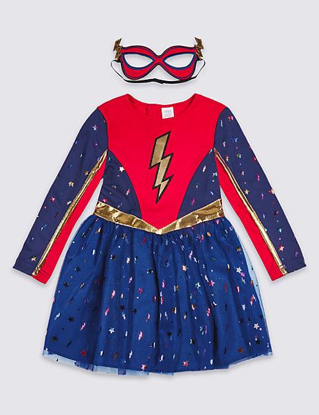 Kids' Heroic Fancy Dress Up