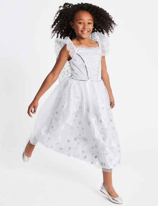 Kids  Sequin Angel Dress Up 554937114