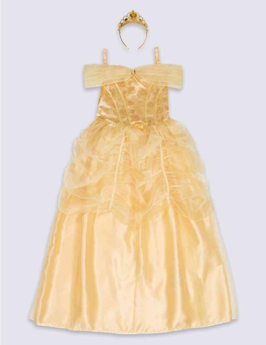 929b9c3bcf5a49 Kids  Disney Princess™ Belle Dress Up