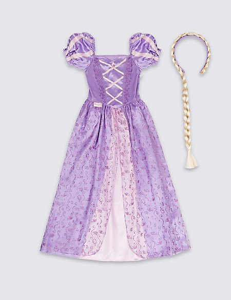 Kids' Rapunzel Disney Princess™ Dress Up | M&S