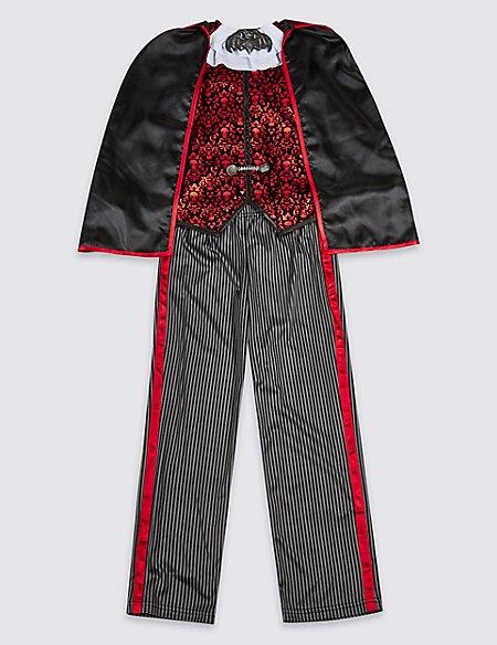 Kids' Vampire Fancy Dress Up