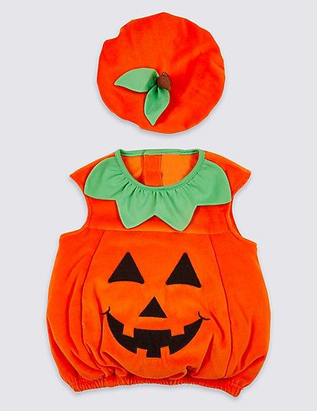 Kids' Pumpkin Fancy Dress