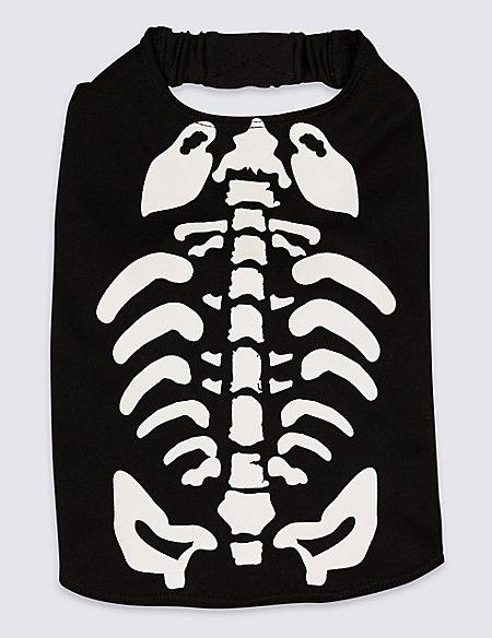 Skeleton Dog Fancy Dress