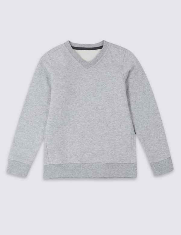 c7c548b14ae Girl Sweatshirts & Hoodies | M&S