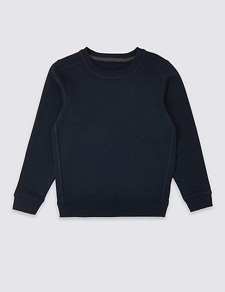 Unisex Crew Neck Sweatshirt