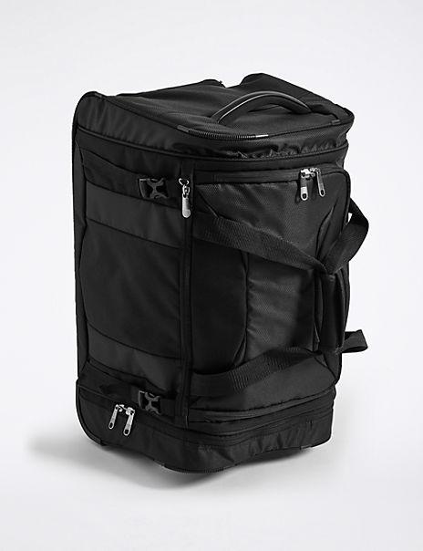 Medium 2 Wheel Soft Casual Voyageur Suitcase