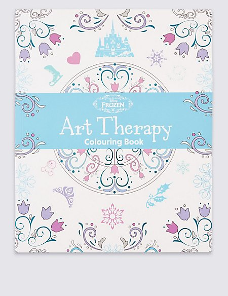 Disney Frozen Art Therapy