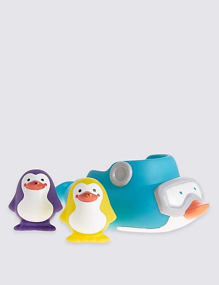 Penguin Bath Buddy