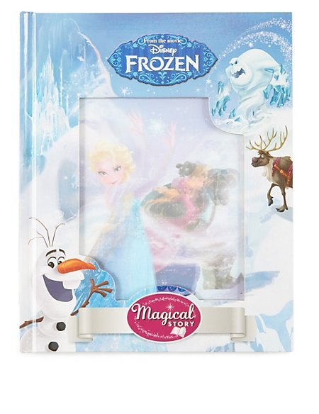 Disney Frozen Magical Story Book